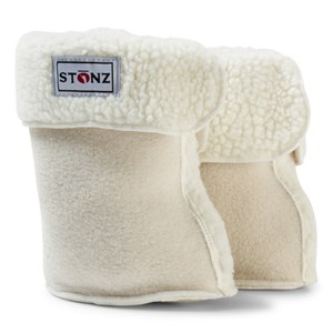 Image of Stonz Bootie Linerz White S (0-9 months) (2757000841)