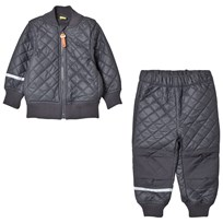 Celavi Thermal Set Grey Black