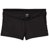 Bloch Black Phillipa Studded Panel Shorts BLK
