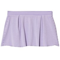Bloch Lilac Bel Box Pleat Pearl Stud Skirt LLC