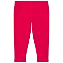 Lands End Hot Pink Ankle Leggings Spiced Berry ZUT