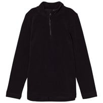 Peak Performance Black Micro Fleece Zip Jacket 050 Black