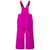 Lands End Pink Waterproof Snow Pants Squall Raspberry Pink 3V7