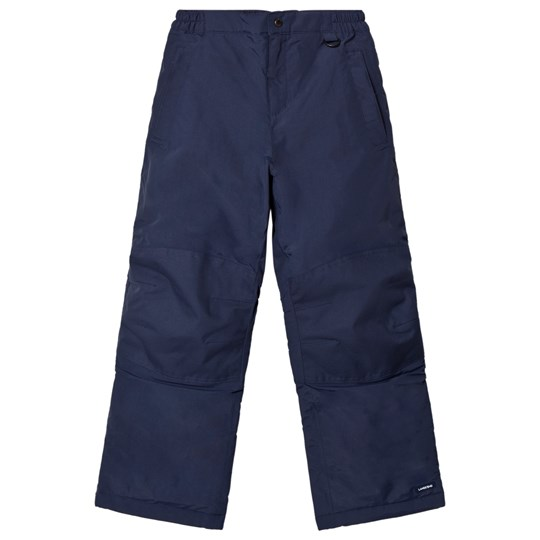 Lands' End Navy Waterproof Squall Snow Pants Regiment Navy 616