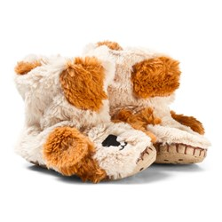 Hatley Puppy Fuzzy Slouch Slippers