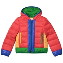Tootsa MacGinty Red Packaway Puffa Jacket Bright Red