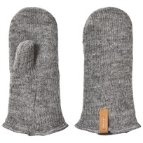 Reima Pyry Mittens (Knitted) Grey Black