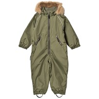 Ticket to heaven Snowsuit with Detachable Hood Four Leaf Clover Four Leaf Clover