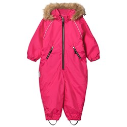 Ticket to heaven Snowsuit with Detachable Hood Pink