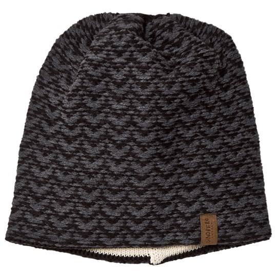 Lindberg Salby Hat in Black Black