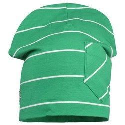 ebbe Kids Figo Beanie Green/White y/d stripe