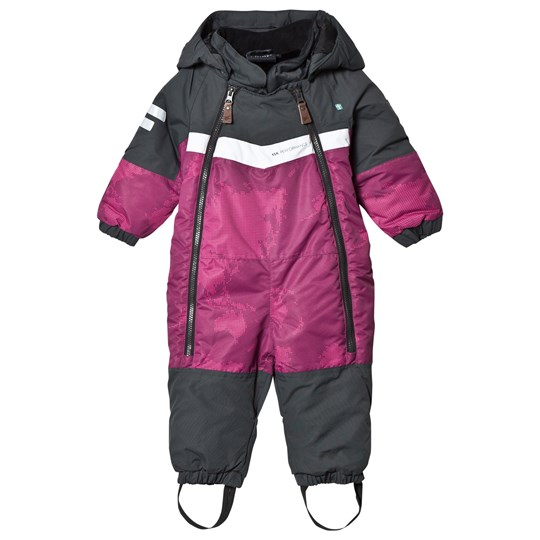 Lindberg Baby Overall Cerise Pink
