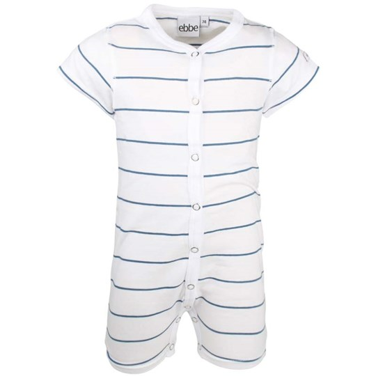 ebbe Kids Franky Beachsuit White/Blue White