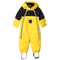 Lindberg Brighton Baby Snowsuit Yellow Yellow