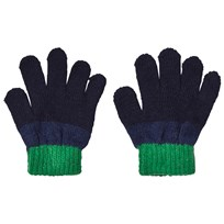 Lindberg Brattfors Wool Gloves Navy Blue