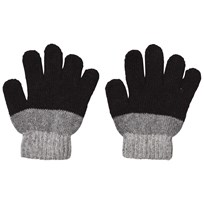 Lindberg Brattfors Wool Gloves Black Black