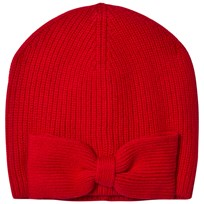 Ralph Lauren Red Bow Skull Hat 002