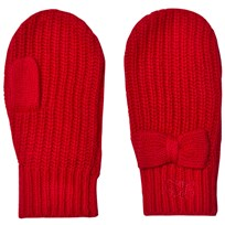 Ralph Lauren Red Bow Mittens 003