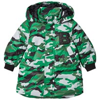 The BRAND Puff Parka Light Camo Light Camo