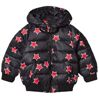 The BRAND Lack Puff Jacket All Stars Red All Stars