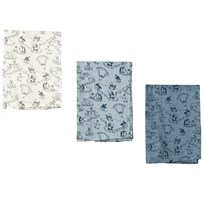 Småfolk Arctic Ocean Burp Cloths DRENG 091