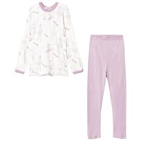 Joha Pyjamas Purple 3025