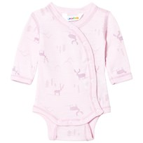 Joha Baby Body Side Closing Pink 3028