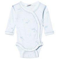 Joha Baby Body Side Closing Blue 3029