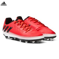 adidas Performance Red Messi 16.3 Firm Ground Football Boots Rød