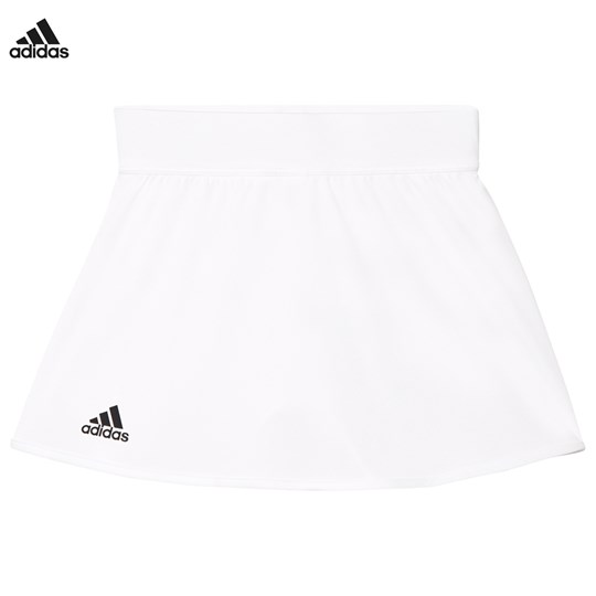 adidas Performance White Club Tennis Skirt White