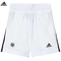 adidas Performance White Roland Garros Tennis Shorts White