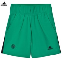 adidas Performance Green Roland Garros Tennis Shorts CORE GREEN