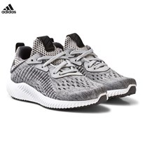 adidas Performance Grey Alphabounce Kids Trainers GREY FIVE F17/GREY TWO F17/FTWR WHITE
