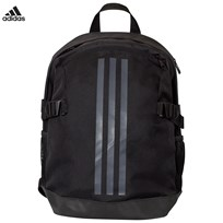 adidas Performance Black Power IV Backpack BLACK/UTILITY BLACK F16/UTILITY BLACK F16