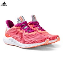 adidas Performance Coral Alphabounce Junior Trainers BAHIA MAGENTA S14/SUN GLOW S16/CLEAR GREY S12