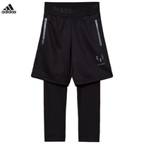 adidas Performance Messi Two-in-One Pants Black