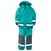 Didriksons Boardman Kids Set Aquarius бирюзовый