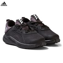 adidas Performance Black Aero Bounce Infants Trainers CORE BLACK/FTWR WHITE/UTILITY BLACK F16