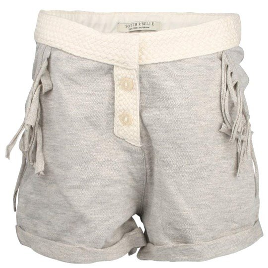 Scotch R'belle Jersey Shorts  Grey