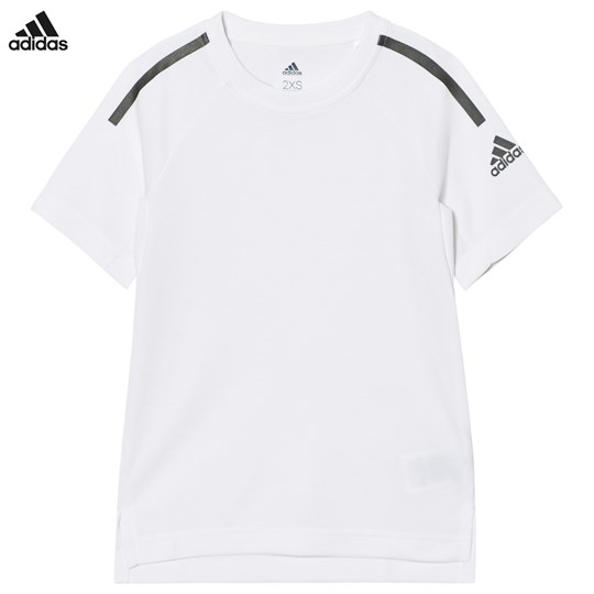 adidas Performance White Training Cool Tee White/Black