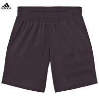 adidas Performance Black Training Shorts UTILITY BLACK F16