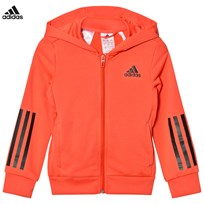 adidas Performance Coral Training Full Zip Hoodie EASY CORAL S17/BLACK