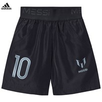 adidas Performance Black Messi Shorts Black
