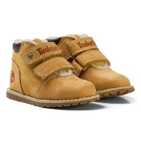 Timberland Pokey Pine Warm Line Shoe Wheat Wheat
