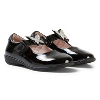 Lelli Kelly Angel Dolly Lack Skor Svart BLACK PATENT