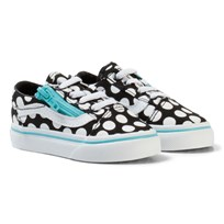 Vans TD Old Skool Zip (Polka Dot) black/blue radiance black/blue radiance