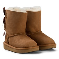 UGG Chestnut Bailey Bow II Boots Chestnut