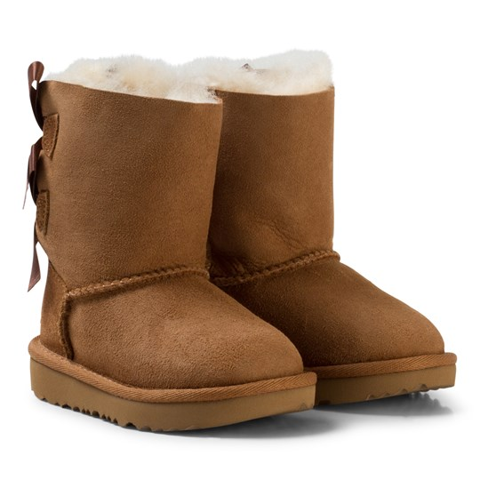 UGG Bailey Bow II Boots Chestnut Chestnut