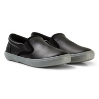 United Colors of Benetton Slip On Runners Sneakers Black Black