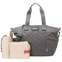 Babymel Evie Quilted Changing Bag Charcoal